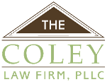 Logo, The Coley Law Firm, PLLC, Real Estate Attorney, Charlotte, NC